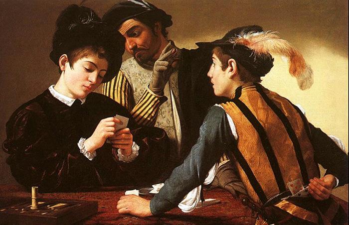 История покера.